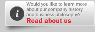 would you like to learn about our company history and business philosophy - read about us